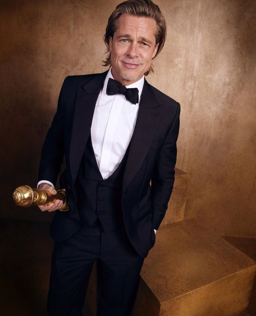 Brad-Pitt-Best-Actor-in-a-Supporting-Role-in-any-Motion-Picture-Once-Upon-a-Time-in-Hollywood-Golden-Globe-2020