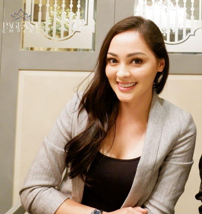 Jolene-Marie-Cholock-Rontisulu-Puteri-Indonesia-Lingkungan-2019