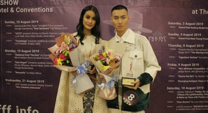 Nabil-Ashari-dan-Ayu-Fia-Pemenang-Pertama-Grand-Final-Gading-Model-Search-2019