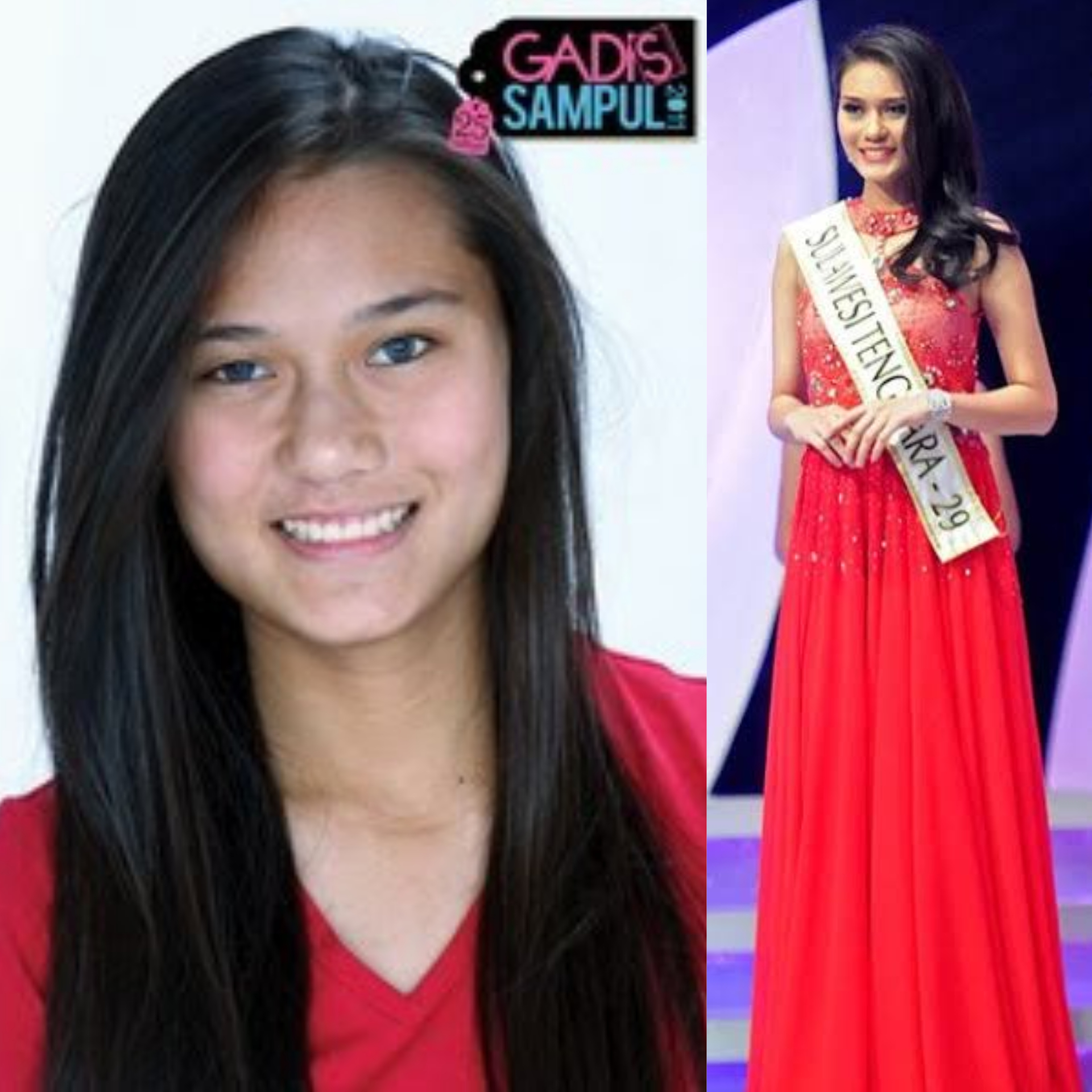 Claudia-Marcia-1st-runner-up-Gadis-Sampul-2011-Miss-Indonesia-Sulawesi-Tenggara-2013-Top-5-Miss-Indonesia-2013