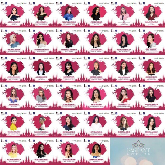 Inilah-34-Finalis-Putri-Pariwisata-Indonesia-2020