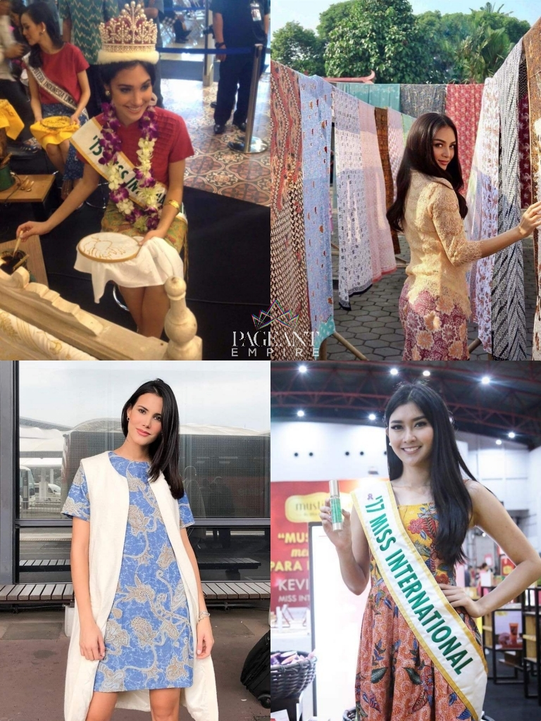 Miss-International-Dan-Batik