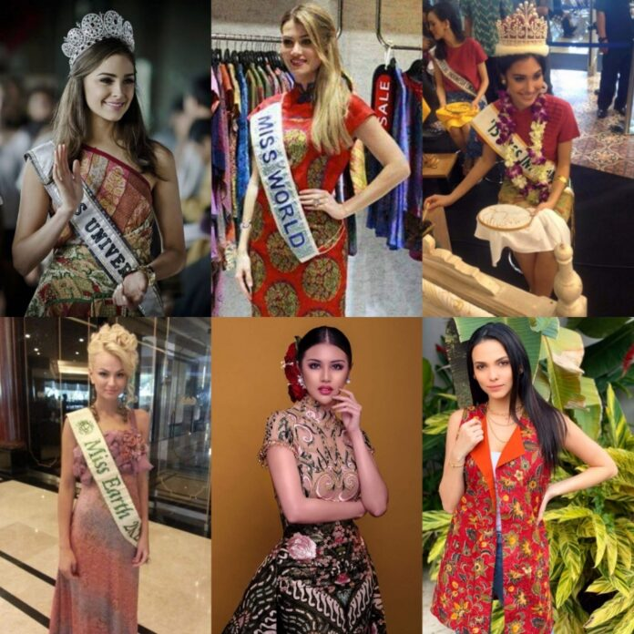 6-Ratu-Kecantikan-Ini-Makin-Cantik-Saat-Memakai-Busana-Batik-Indonesia