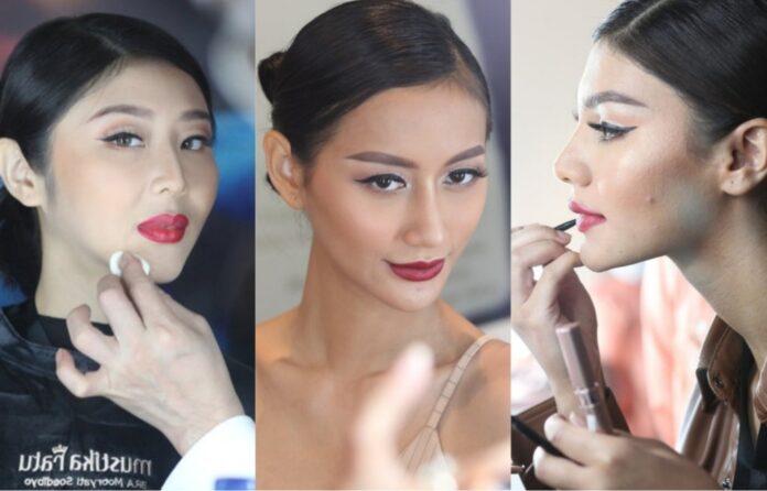 Ekslusif-Foto-Backsatge-Puteri-Indonesia-2020-di-Hari-Kedua-Jakarta-Fashion-Week-2021