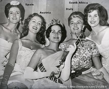 Daniela-Bianchi-1st-runner-up-Miss-Universe-1960
