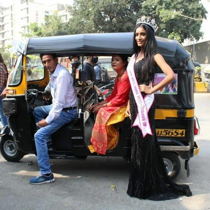 Kisah-Putri-Supir-Bajaj-India-Jadi-Ratu-Kecantikan