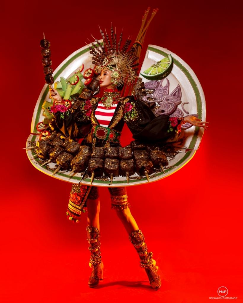 Indonesia-Top-10-Best-National-Costume-Miss-Grand-International-2020